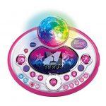 V Tech - Kidi SuperStar LightShow rose de la marque VTech image 1 produit