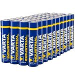 Varta - 80411286501 - Piles alcalines Industrial AAA Micro LR03 - pack de 40 de la marque Varta image 3 produit