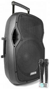 """Vexus AP1500PA Baffle pour Ordinateur Portable 15""""/mains 2 micros sans fil USB/bluetooth de la marque Vexus image 0 produit"""