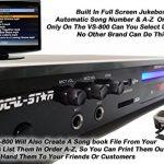 Vocal-star sans fil Quartet–Ensemble Multi Format Système de Karaoké avec 4micros sans fil VHF et 300chansons... de la marque Vocal-Star image 2 produit