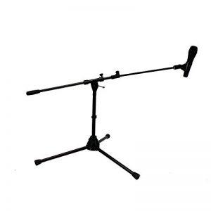 Woodbrass MIC30 Pied pour Microphone Noir de la marque WOODBRASS image 0 produit