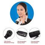 XIAOKOA Microphone sans fil 2.4G, transmission sans fil stable de 40m, casque et ordinateur de poche 2 en 1, pour amplificateur de voix de la marque XIAOKOA image 3 produit