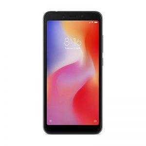 Xiaomi Redmi 6A Smartphone débloqué 4G (Ecran : 5,45 pouces - 16 Go - Double Micro-SIM - Android) Noir de la marque Xiaomi image 0 produit