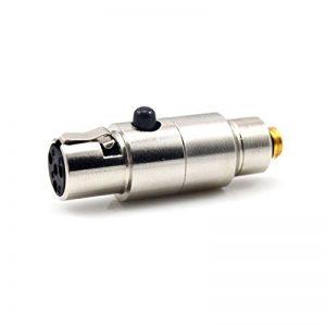 YPA c4s-2Adaptateur Convertit DPA Microphone à émetteur Shure Bodypack Micropoint à TA4F de la marque YPA image 0 produit