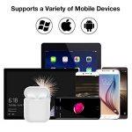 zsjijia Oreillette Bluetooth,Mini oreillette Intra-auriculaire sans Fil avec Microphone, Mains Libres pour Android, Smartphone Samsung iOS de la marque zsjijia image 3 produit